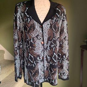 Mistook jacket size XL